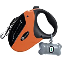 TaoTronics Retractable Dog Leash, 16 ft Dog Walking Leash for Medium Large Dogs