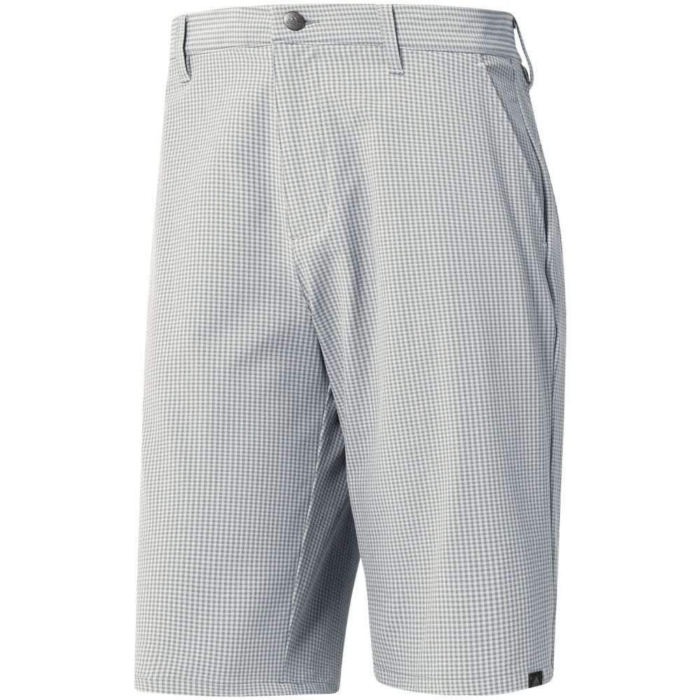 (アディダス) adidas メンズ ゴルフ ボトムスパンツ adidas Ultimate365 Gingham Golf Shorts [並行輸入品]   B07JML74CY