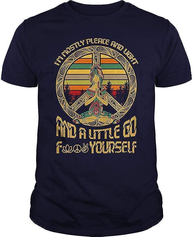 odin sky Im mayormente Paz Amor y luz Camisa Hippie Tatuaje ...