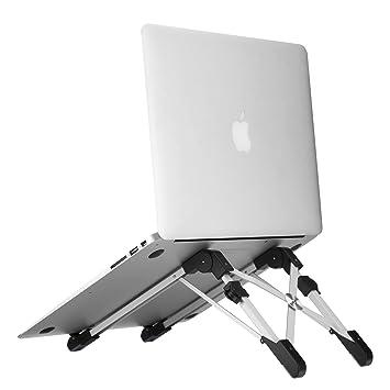 Incredible Portable Laptop Stand For Desk Aixmeet Foldable Light Download Free Architecture Designs Boapuretrmadebymaigaardcom