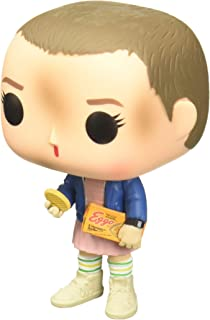 Stranger Things Llavero de Vinilo Eleven with Eggo, (Funko ...