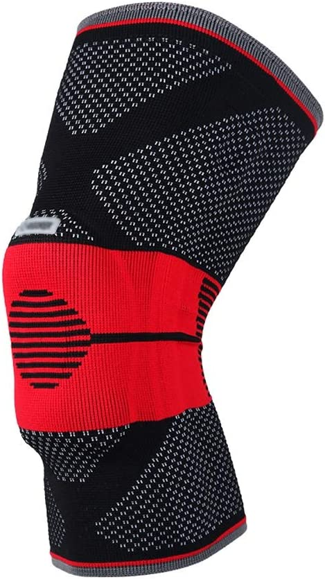 膝当て 膝パッド 通気性 メニスカス保護 ニーパッド 作業用 弾力性 膝プロテクター 衝撃吸収 靭帯保護 ひざサポーター 膝をつくお仕事にも最適 野球 シングル 自転車 ユニセックス AM-85 (A)
