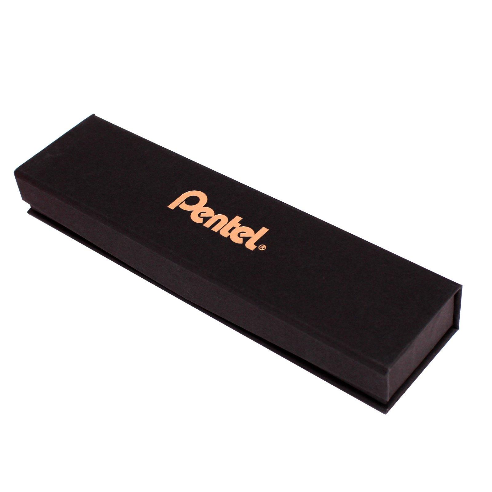 Pentel Graphgear 1000 Gold Limited Edition Mechanical Pencil (PG1015LG) Ain Lead (Black)