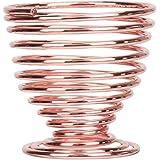 SODIAL 1 pz bellezza trucco spugna blender holder stendino stand, spugne trucco stand, soffio di polvere spugna supporto espositore, trucco dell'organizzatore oro rosa