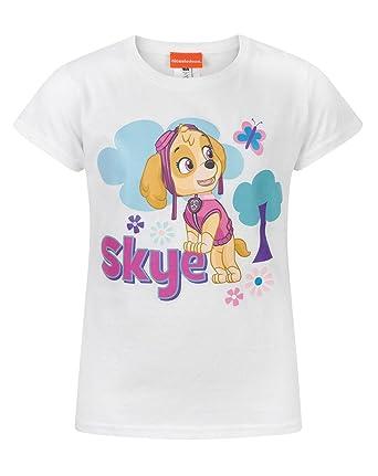 a69922e97 Paw Patrol Skye Girl s T-Shirt  Amazon.co.uk  Clothing