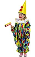 Costume de clown. Taille: 92