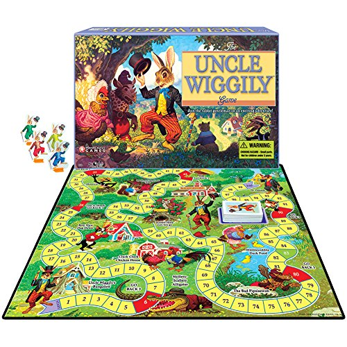 uncle wiggily board game - 7