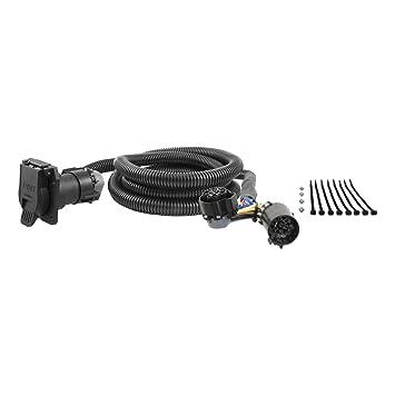 Amazon Com Curt 56070 Custom Wiring Harness Extension Automotive Gooseneck Trailer Wiring Ford Fifth Wheel Wiring Harness Gooseneck Trailer Plug