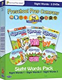 Preschool Prep Series: Sight Words Pack (Meet the Sight Words 1-3)