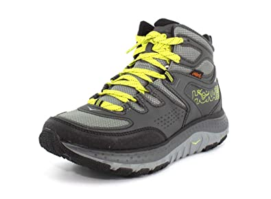 cbedc5818e614 Amazon.com | HOKA ONE ONE Mens Tor Tech Mid Waterproof Boot | Hiking ...