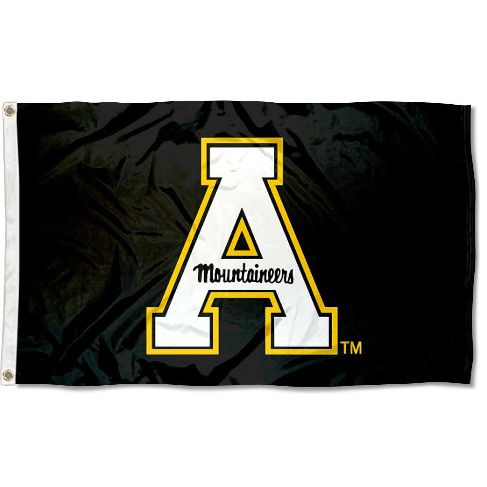 4a8a412ca7e4a Amazon.com   Appalachian State Mountaineers App State University Large  College Flag   Outdoor Flags   Sports   Outdoors