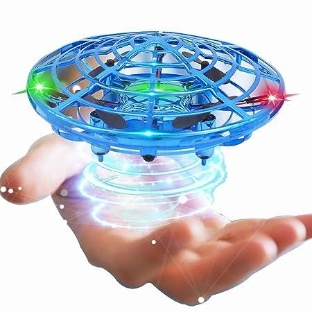 MUJING Mini Drone Volador de Juguete a Mano Drones para niños o ...