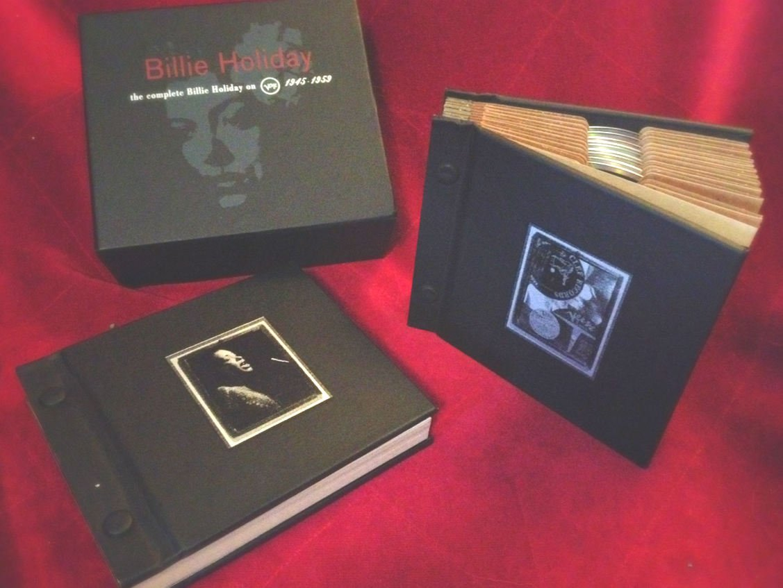 The Complete Billie Holiday on Verve 1945-1959 (Limited Edition)