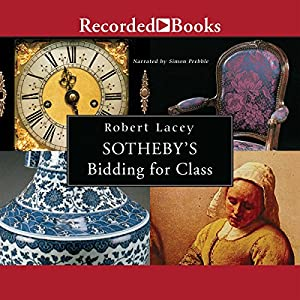 Sotheby's: Bidding for Class Audiobook