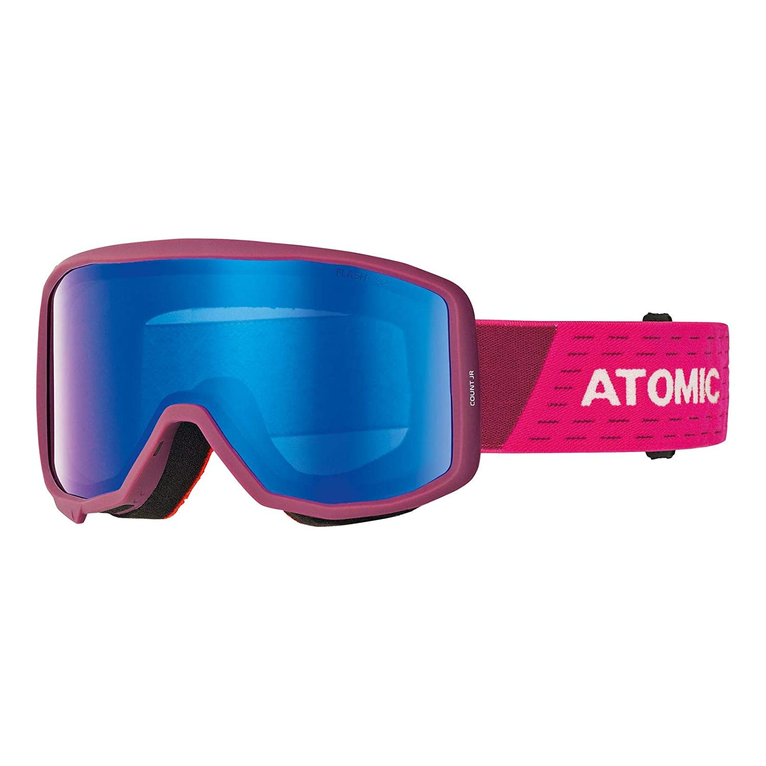 ATOMIC Kinder Count Jr Cylindrical Goggle