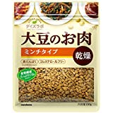Marukome Daizurabo soy meat dried minced 100g