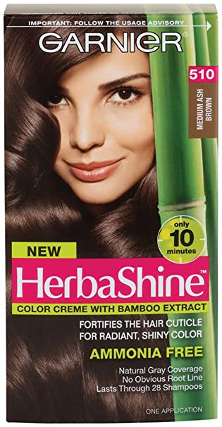 Haarfarben a-z