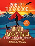 Bargain eBook - Death Knocks Twice