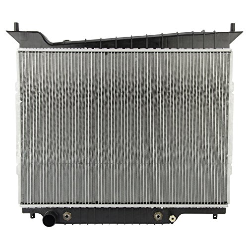 Klimoto Brand New Radiator fits Ford Expedition Lincoln Navigator 2003 2004 4.6L 5.4L V8 FO3010242 2L1H8009DF 2L1Z8005DD Q2609 CU2609 RAD2609 DPI2609. Products are new galvanized coating.