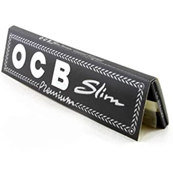 Little Goa Ocb Slim Premium Rolling Paper Pack Of 4