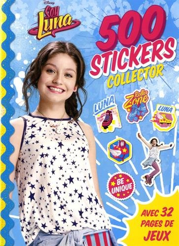 Soy Luna 500 stickers collector