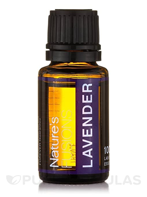 Natures Fusions Lavender