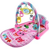 Awhao Baby Play Mat Newborn Toy Baby Pedal Piano Body Building Instrument Music Game Blanket Toy Ringing Bell - Baby Fitness Game Pad
