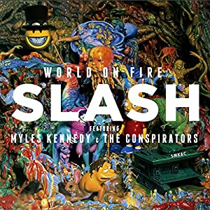 World On Fire (Feat. Myles Kennedy And The Conspirators) [2 LP]