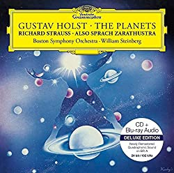 Holst: The Planetsr.strauss: Also Sprach Zarathustra [Cdblu-ray Audio Combo]