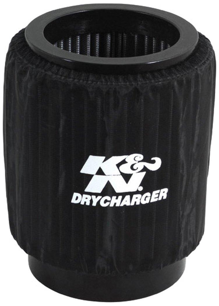 K&N KA-7508DK Black Drycharger Filter Wrap - For Your K&N KA-7508 Filter