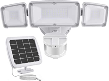 Glorious-LITE LED Solar Security Light