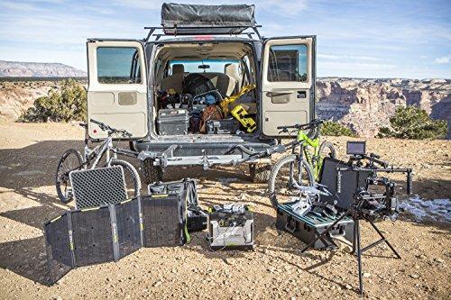 Goal Zero Nomad 100 Watt Monocrystalline Portable Solar Panel