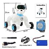 Dnine Smart Robot Dog Billy,APP Controlled Game