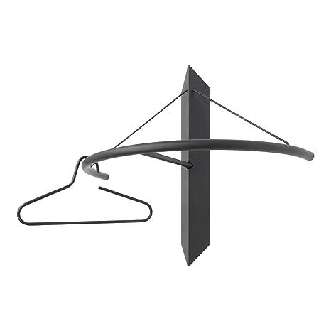 Spinder Design Dani - Perchero de Pared, Color Negro: Amazon ...