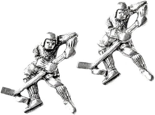 Quality Handcrafts Guaranteed Hockey Lapel Pin