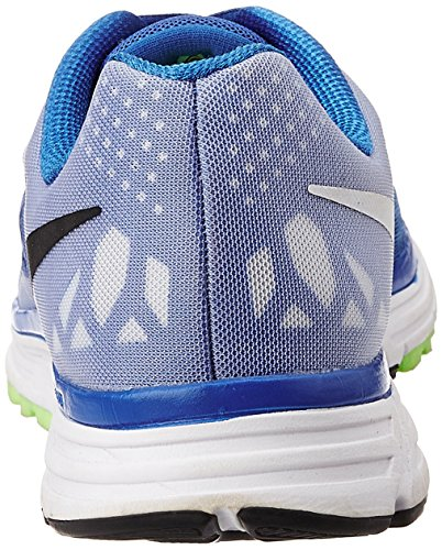 Nike Zoom Vomero 9 Zapatillas de running, Hombre Azul / Negro / Blanco (Lyon Blue / Black-White-Flsh Lm)