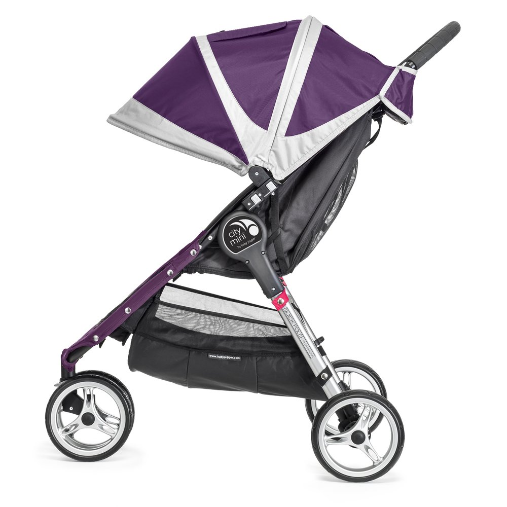 Baby Jogger City Mini Single Stroller 2