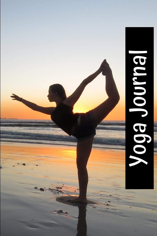 Yoga Journal: notebook, diary for yoga, meditation ...