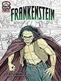 Image of Color Your Own Graphic Novel FRANKENSTEIN (Dover Classic Stories Coloring Book)