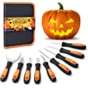 9-Pieces GoStock Pumpkin Carving Kit