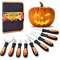 9-Pieces GoStock Pumpkin Carving Kit