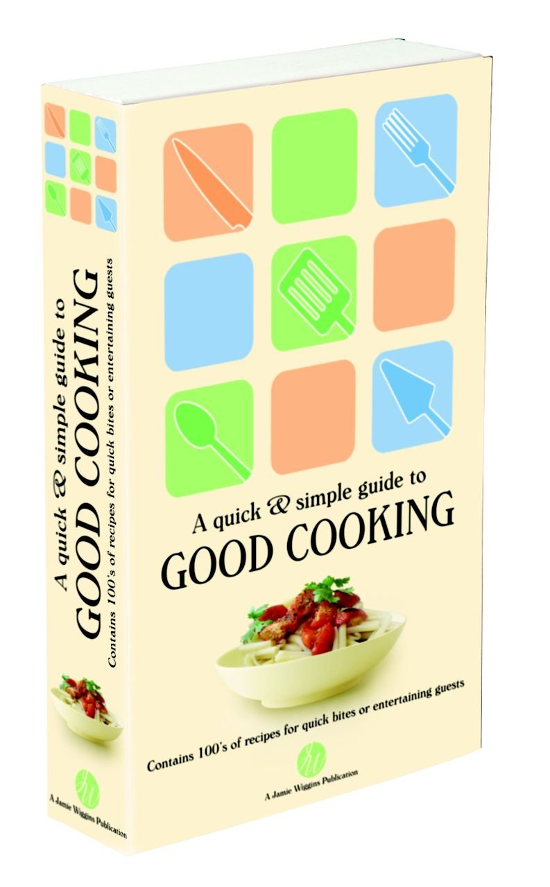 Helix Hardback Book Safe ''Guide to Good Cooking'' (61062)