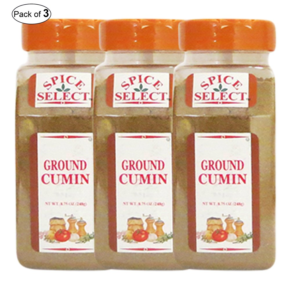 Spice Select- Ground Cumin (227g) (Pack of 3)