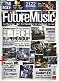 FUTURE MUSIC, TECHNIQUE & TECHNOLOGY FOR MAKING MUSIC, SEPTEMBER, 2012 ISSUE,256