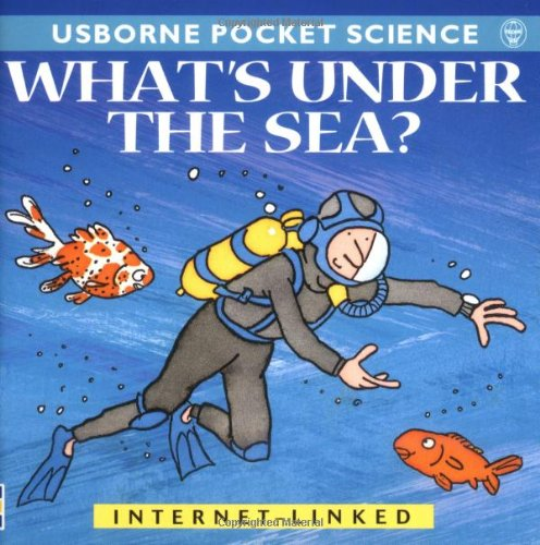 Librarika: What's Under The Sea? (Usborne Pocket Science