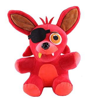 New Arrival Fnaf Foxy Plush Soft Toy Doll For Kids Gift-Nueva Llegada Fnaf Foxy