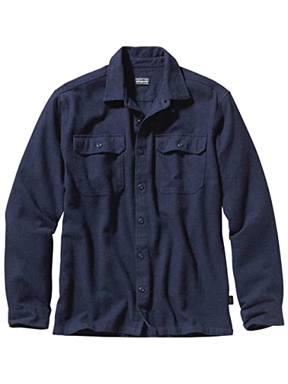 Patagonia it Flannel Sport Fjord LS S M' Camicia Amazon Uomo e qwrq4TFcW