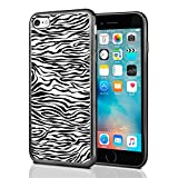 zebra print phone accessories - Zebra Print For Iphone 7 (2016) & Iphone 8 (2017) Case Cover By Atomic Market