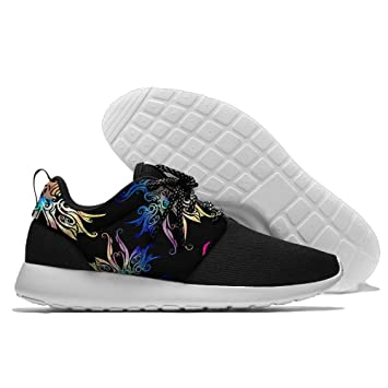Tattoo Colorful Unisex Running Shoes Sport Shoes Walking Shoes Athletic Sneakers