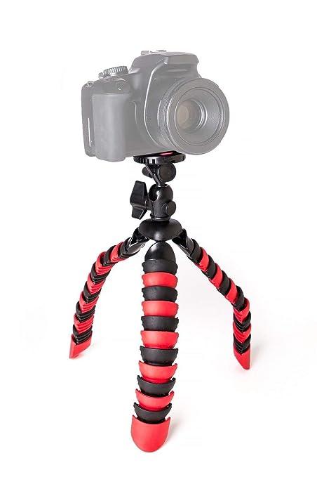 TronicXL - Trípode Flexible para cámara de vídeo Canon Legria HF ...